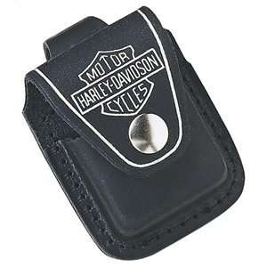 Zippo Lighter  Harley Davidson Lighter Pouch Jewelry