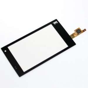 Original OEM Genuine Touch Screen Digitizer+Lens Cover+Flex Cable For