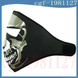Warm Neoprene Riding Hunting Skull Full Face Mask