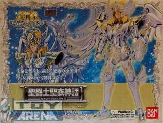Nation Saint Seiya Cloth Myth God Cloth Cygnus Hyoga Bandai Figure NEW
