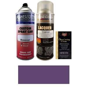 Dark Iris Pearl Spray Can Paint Kit for 1995 Plymouth Voyager (CW/RCW