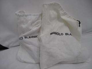 NWOB Manolo Blahnik Textured Leather Leopard Print Wooden Heels 37