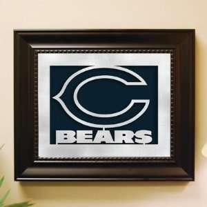 Chicago Bears Laser Cut Logo Wall Art   NFL  Sports