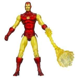 Marvel Universe Legends 3.75 Figure Iron Man (Classic) Toys & Games