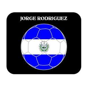 Jorge Rodriguez (El Salvador) Soccer Mouse Pad: Everything Else