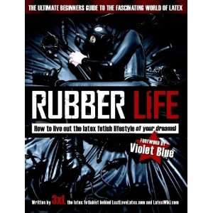 Rubber Life: 3xL: Books