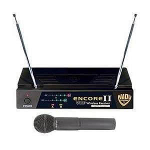 VHF Wireless Microphone System   Hand Held Mic   Frequency A, 171