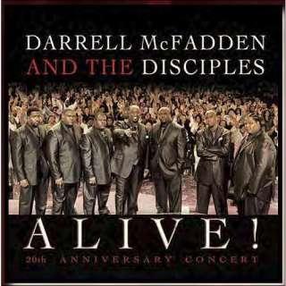 Concert (Includes DVD), Darrell McFadden Christian / Gospel