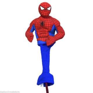 Spider Man Marvel Comics 460cc Driver Golf Headcover
