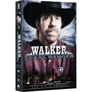 Walker, Texas Ranger The Fifth Season (Full Frame) TV