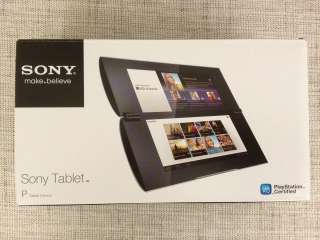 New Unlocked Sony Tablet P , 4GB, 3G + WiFi, Dual Screen FREE DHL EMS