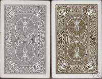 NEW Bicycle #86 Bridge set Gold&Silver Playing Cards