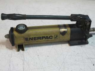 ENERPAC HP18012101 HYDRAULIC HAND PUMP 2000PSI
