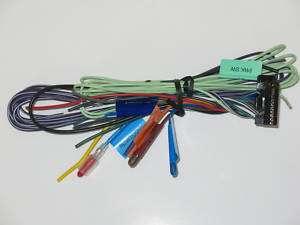 Kenwood DNX 7140 DDX 714 Power Plug, Power Harness