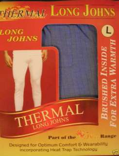 Mens Thermal Underwear Thermal Long Johns/ Pants