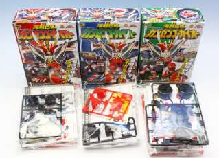 Kaizoku Sentai Gokaiger Go onger Engine Machalcon 3 Candy Toy Figure