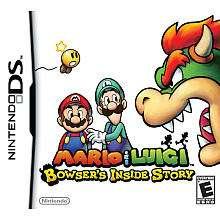 Mario and Luigi Bowsers Inside Story for Nintendo DS   Nintendo