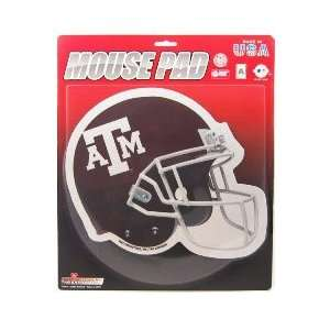 Texas A&M Aggies TAMU NCAA Mouse Pad: Sports & Outdoors