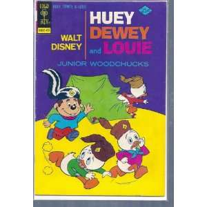 HUEY, DEWEY, AND LOUIE JUNIOR WOODCHUCKS # 28, 5.0 VG/FN