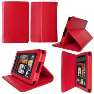 Kindle Fire PU Leather Folding Cover Case With Stand by Supcase (TM