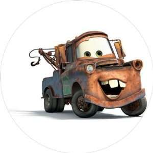 Cars Mater Vinyl Decal Sticker 4 Color