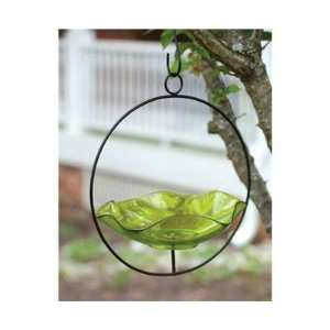 Inc Light Green Hanging Glass Bird Popular High Quality Practical