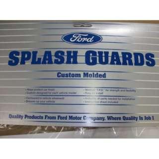 2010 2011 2012 Taurus OEM Genuine Ford Molded Splash Guard Mud Flap