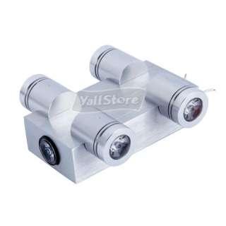 6W 6 LED Decorative Colorful AC 85~265V Light Wall Lamp NEW