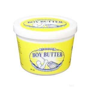 Boy Butter Churn Style Personal Lubricant16 Oz Tub: Health