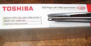NEW Toshiba SDK990 All Region NTSC PAL HDMI DVD player