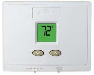 Digital Non Programmable Thermostat 2H1C GemTech GT211D