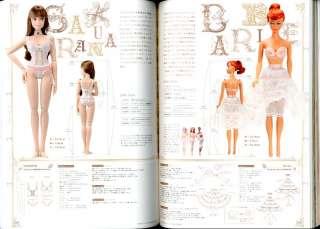 Dolly bird #10 Doll cloth Japanese Book Blythe Barbie