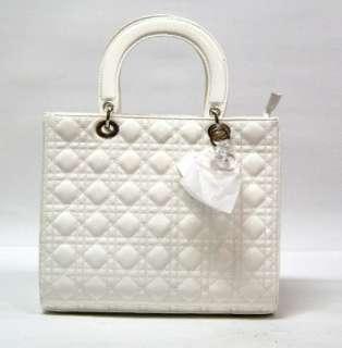 Faux Leather Quilted Bag Purse Handbag Satchel 8 colors