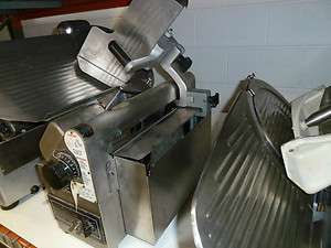 Globe 850L   12 Automatic Meat Slicer   Refurbished