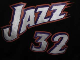 VTG GC #32 KARL MALONE UTAH JAZZ NBA JERSEY SHIRT RETRO USA TOP