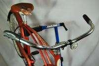 Vintage 1964 Schwinn Typhoon middleweight bicycle bike red cantilever