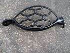 singer sewing machine cast iron theadle industrial wheel guard returns