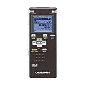 Gray WS 510S 4GB Digital Voice Recorder With USB Direct Electronics