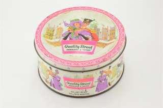 tin box mackintosh s quality street chocolates toffee made in england