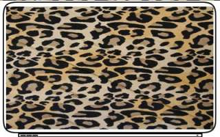 Leopard Print Design Laptop or Netbook Sticker Skin Decal Cover