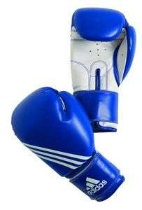 Adidas TRAINING Boxing Gloves ClimaCool Blue 8 16oz