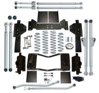 Express Suspension Lift Kits, Extreme Duty long Arm, 4.50 in. Lift