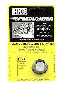 HKS SPEEDLOADER FOR 22LR REVOLVERS TAURUS 94, H&R 22HR