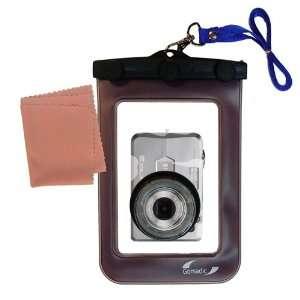 Gomadic Clean n Dry Waterproof Camera Case for the Casio