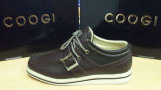 Coogi Mens Aston Low Top (Brown)