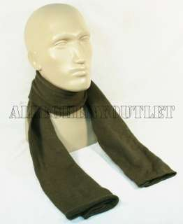 Military Surplus USMC Army Winter Neckwear WOOL SCARF N