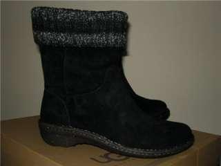 Ugg Womens KAYLANA BLACK BOOTS Sizes 8/Euro39 # 1933