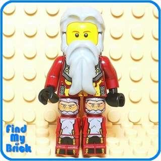 HP424 Lego Microfigs Albus Dumbledore Hogwarts 3862 NEW