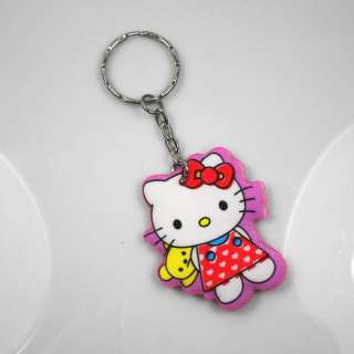 Hello Kitty Key chain Keychain Keyring for GIFT # HK9