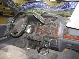 1997 JEEP GRAND CHEROKEE AUTOMATIC TRANSMISSION 4X4